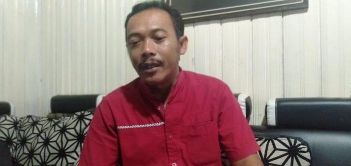 Mardiansyah, Paman Risky Intan Pratama yang enggan untuk bersekolah lantaran tidak lulus PPDB