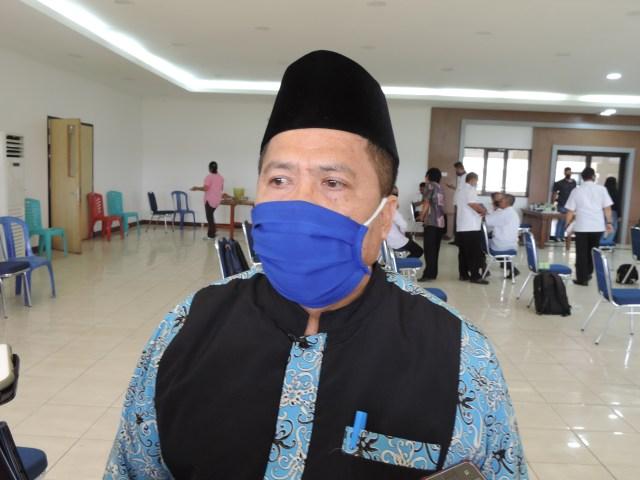 Ketua MUI Kabupaten Sekadau KH Mudhlar