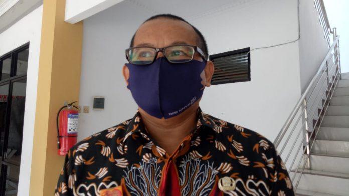Sekretaris Daerah Kabupaten Sanggau Kukuh Triyatmaka.