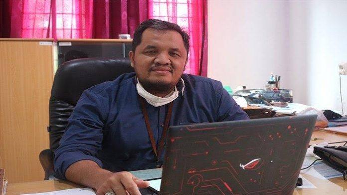 Kepala BPS Kabupaten Sekadau Agus Hartanto