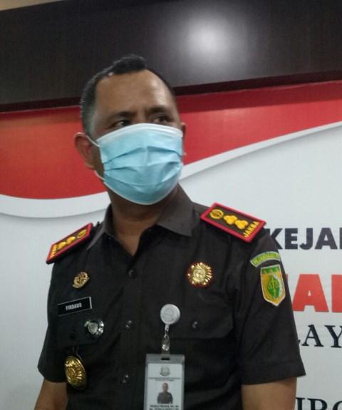 Kepala Kejaksaan Negeri Sanggau, Tengku Firdaus.