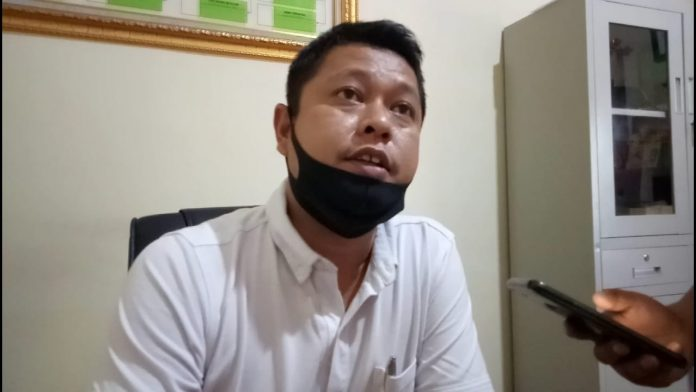 Kasi Intel Kejaksaan Negeri Sanggau, Rans Fismy.