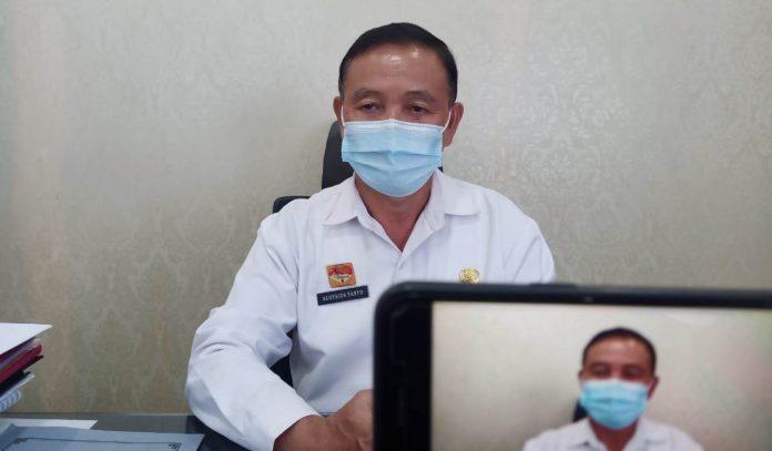 Kepala Dinas SosP3AKB Kabupaten Sanggau, Aloysius Yanto