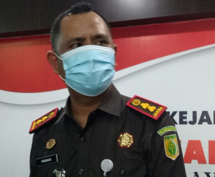 Kepala Kejari Sanggau, Tengku Firdaus