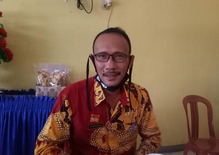 Kepala Disperindagkop dan UM Kabupaten Sanggau, Syarif Ibnu Marwan