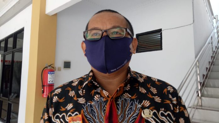 Sekretaris Daerah Sanggau Kukuh Triyatmaka
