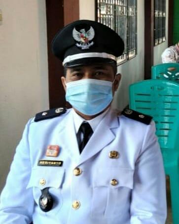 Kepala Desa Binjai Kecamatan Tayan Hulu, Heriyanto