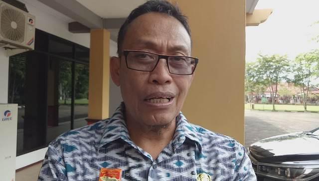 Direktur RSUD MTh Djaman Sanggau dr Edy Suprabowo