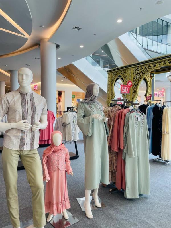 GAIA Bumi Raya City suguhkan fashion bazar Ramadan Bliss sebagai salah satu pilihan menarik untuk melengkapi kebutuhan di Hari Raya Idul Fitri