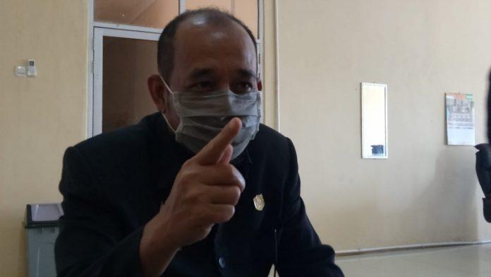 Ketua Fraksi Partai Demokrat DPRD Kabupaten Sanggau, Supardi