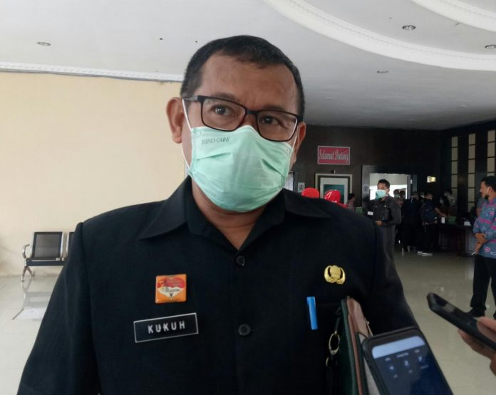 Sekretaris Daerah Sanggau, Kukuh Triyatmaka