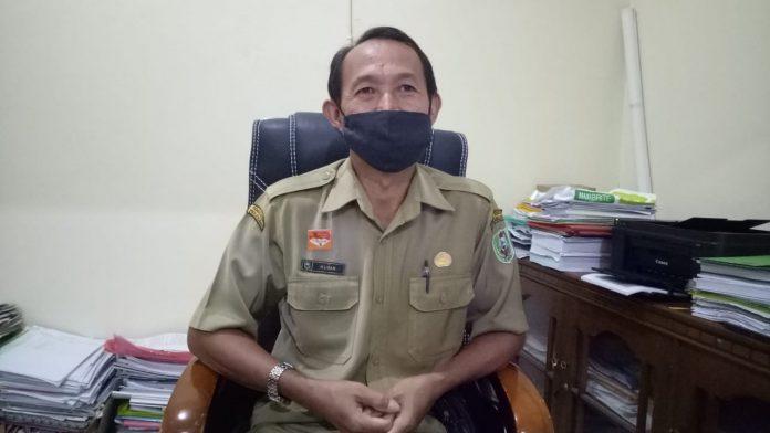 Plt Kepala Dinas Ketahanan Pangan Tanaman Pangan Hortikultura dan Perikanan (Dishangpang Hortikan) Kabupaten Sanggau Kubin