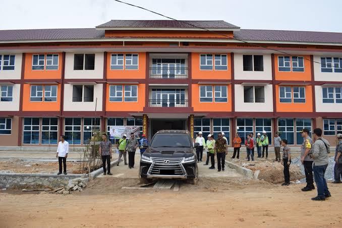 Rumah Isolasi Mandiri (RIM) yang sudah ada tidak ada lagi pasien covid-19 dirawat.